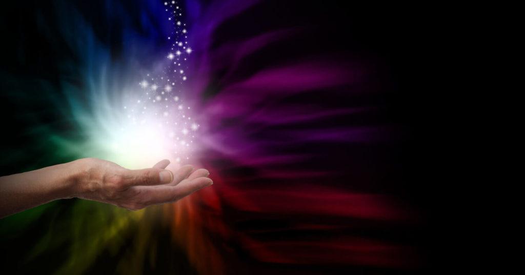 Reiki Energie spüren
